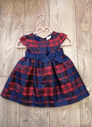 Платье next zara h&m