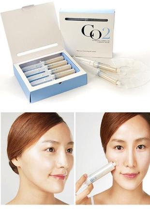 Неинвазивная карбокситерапия esthetic house co2 esthetic formula carbonic mask