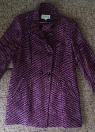 Шикарное пальто ewm америка оригинал размер l-xl