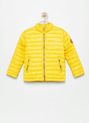 Стильная весенняя курточка reserved 122 размера