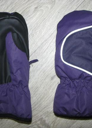 Рукавицы краги 7-8 лет перчатки h&m рост 122-128 см