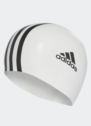 Шапочка для плаванья бассейна adidas sil 3s