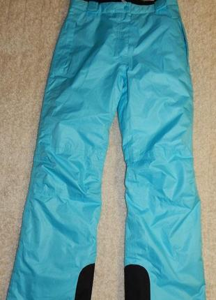 Термоштаны лыжные штаны crivit