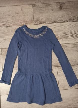 Нарядне плаття - туніка  стрази h&m h&m 60 грн