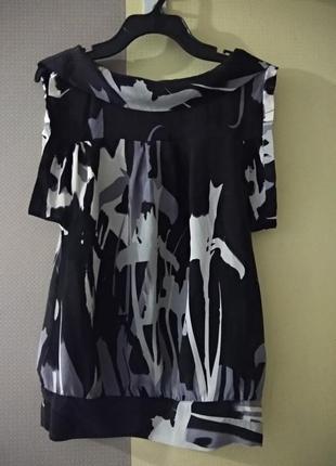 Блуза натуральный шелк