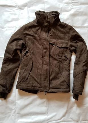 Горнолыжная тёплая куртка от salomon