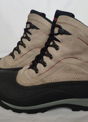 Термо - ботинки columbia. eur 44