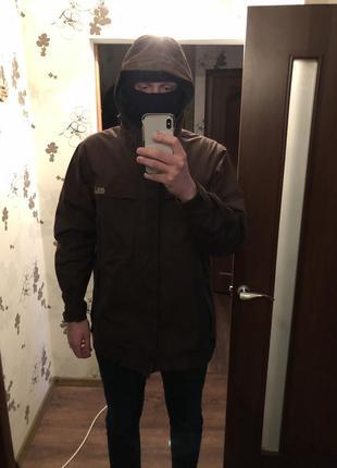 Горнолыжная куртка jack wolfskin