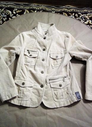 Фирм.вельветовый пиджак