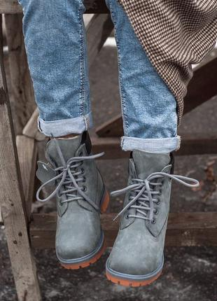 Ботинки timberland термо