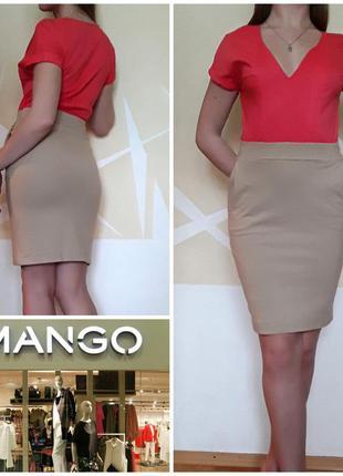Очень красивое платье от mango
