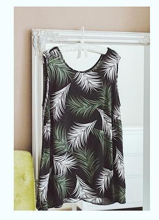 """Натуральная блуза от """"dorothy perkins"""""""