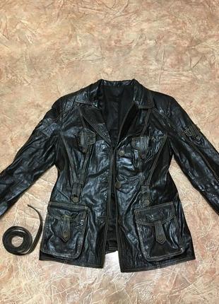 Кожаная куртка, кожанка,кожаный жакет