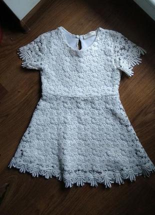 Платье 4-5