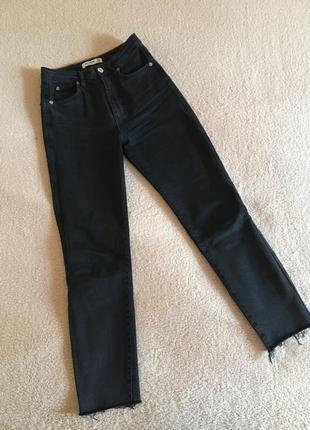 Темно-серые джинсы pull&bear 👖