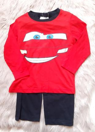 Красная пижама тачки