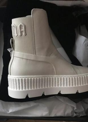 Стильные ботинки пума