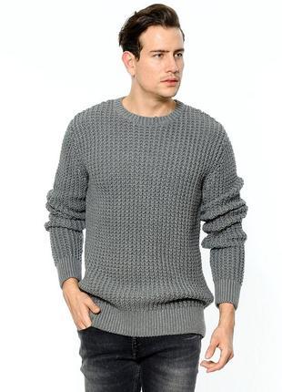 Стильный теплый свитер/джемпер hilfiger denim