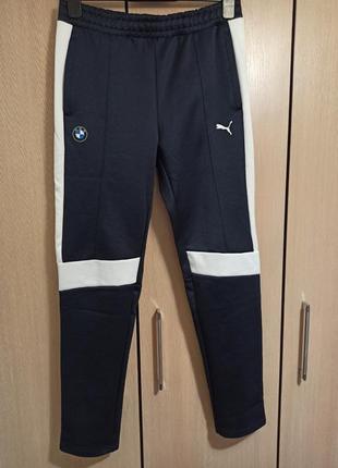 Брюки puma bmw mms t7 track pants (57778704)
