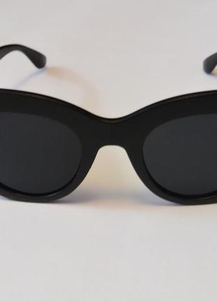 4-42 элегантные солнцезащитные очки с матовой оправой елегантні сонцезахисні окуляри5 фото