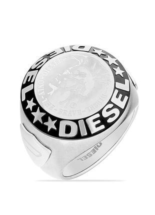 Мужское кольцо diesel
