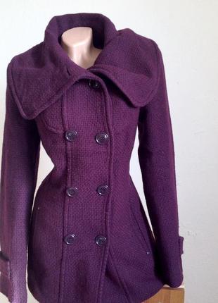 Шерстяное пальто esprit