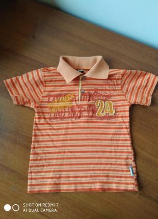 Мальчик футболка топо ріст-98-104