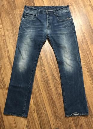 Мужские джинсы g star radar loose