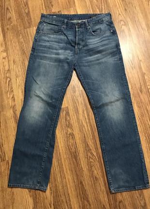 Мужские джинсы g star 3301 loose
