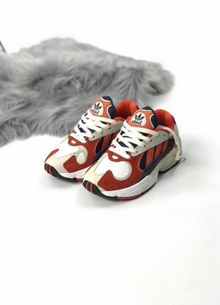 Кроссовки adidas yung 1 red