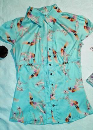 Летняя рубашечка, турция