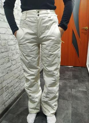 Женские лыжные штаны helly hansen