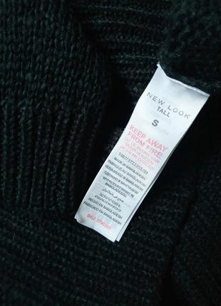 Стильный оверсайз джемперок с горловиной от new look10 фото