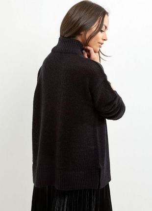 Стильный оверсайз джемперок с горловиной от new look4 фото