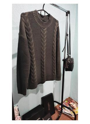 🖤 теплый свитер