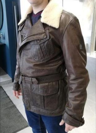 """Куртка belstaff """"aviator""""4 фото"""