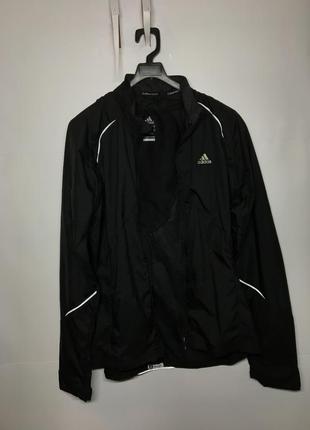 Ветровка куртка adidas трансформер