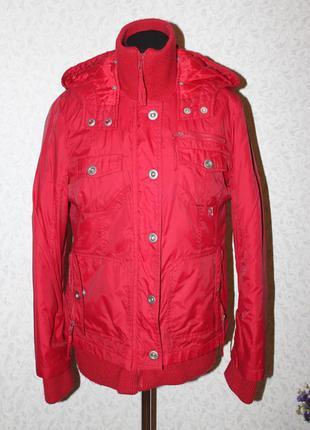 Теплая осенняя куртка на наш 46-48 размер