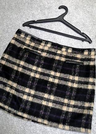 Тёплая юбкая новая (сток)