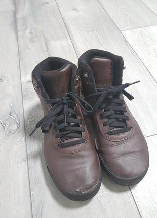 Ботинки puma disierto sneaker leather