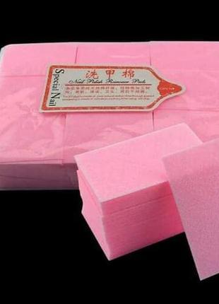 Безворсовые салфетки для маникюра упаковка 1000 шт