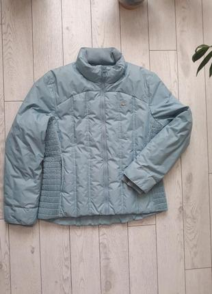 Цена снижена! продам шикарную брендовую курточку lacoste пуху