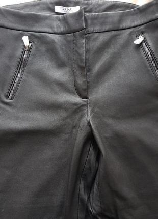 Zapa штани кожа