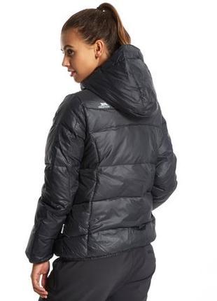 Зимняя спортивная куртка пуховик trespass