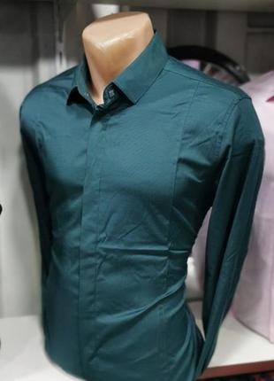 Красивая мужская рубашка 1