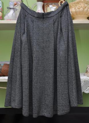 Качественная и красивая юбка джерси. s/m