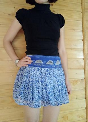 Женские мини юбка и спідниця розмір-34
