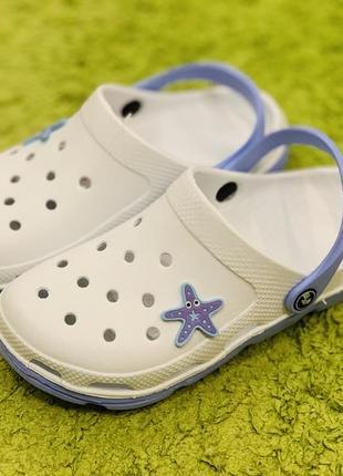 Сабо /крокс босоножки сандали