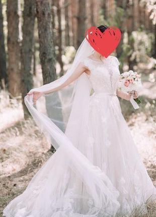 Самое счастливое свадебное платье3 фото