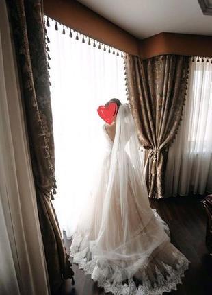 Самое счастливое свадебное платье1 фото
